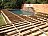 Wooden Pool Decks