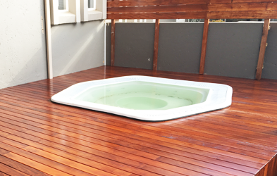Jacuzzi Installations